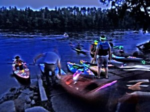 Glow Stick River Run @ Cleaver Boat Landing | Skowhegan | Maine | United States