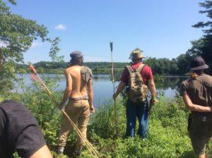Weekend Warrior: Survival Games! @ Maine Primitive Skills School | Augusta | Maine | United States