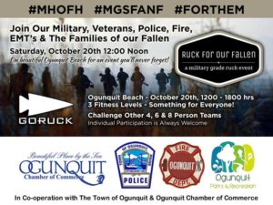 Ruck for our Fallen @ Ogunquit Beach | Ogunquit | Maine | United States