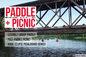 Paddle + Picnic on the Presumpscot @ Shaw Park   Gorham   Maine   United States