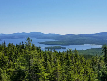 Rangeley maine bald mountain