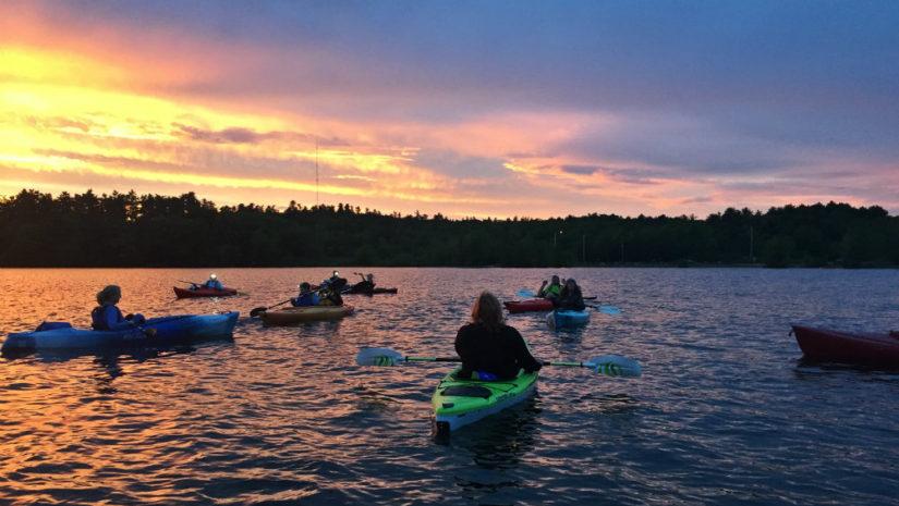 windham raymond paddling club