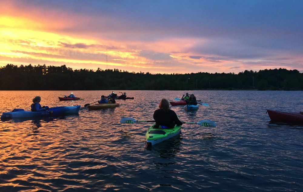 windham raymond paddling club