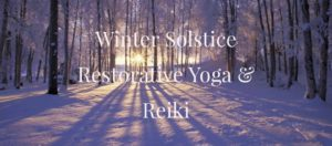 Winter Solstice Restorative Yoga & Reiki @ Riverbend Yoga | Yarmouth | Maine | United States