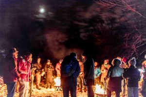 Winter Solstice Lantern Walk @ Houghton Graves Park | Harpswell | Maine | United States