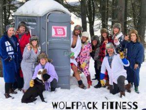 Bombers & Bathrobes: Christmas Vacation Primal Fitness @ Wolfpack Fitness | Auburn | Maine | United States