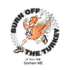 Burn off the turkey 5k @ Gorham (ME) Recreation Department | Gorham | Maine | United States
