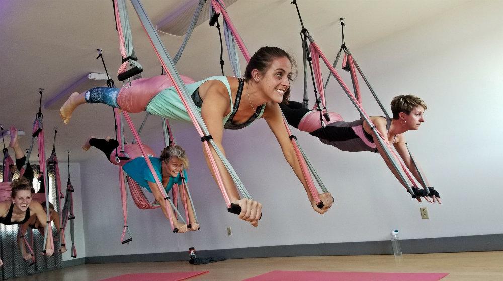 Nova Yoga Trapeze