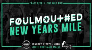 Foulmouthed New Year's Mile @ Foulmouthed Brewing