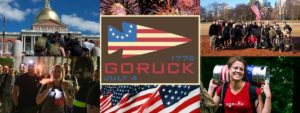 GORUCK Light Challenge - Portland, ME (Independence Day) @ Portland