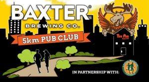 5km Pub Club (Running Club) @ Baxter Brewing Co.