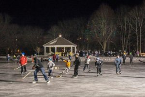 Mill Creek Park Skating Party with Stone Free @ Mill Creek Park
