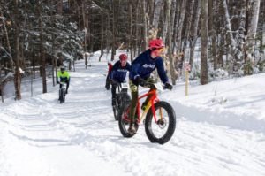 Amundsen Fat Bike Dash, Norway @ Roberts Farm Preserve