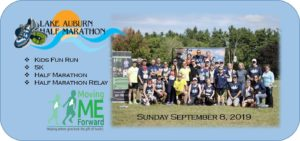 Lake Auburn Half, 5K Walk/Run, and Kids Fun Run @ Central Maine Community College