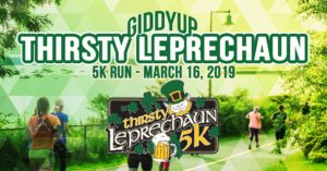 Thirsty Leprechaun 5K @ American Legion