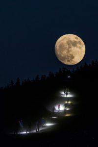 Racing To The Moon Uphill Series @ Shawnee Peak