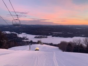 Sunrise Skin for Pancakes! @ Shawnee Peak