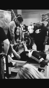 Bench Press Clinic. Powerlifting basic. @ Black Bridge CrossFit