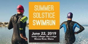 Summer Solstice SwimRun @ Unity College: Sky Lodge