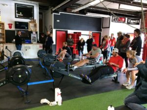Maine Indoor Rowing Championships @ CrossFit Casco Bay