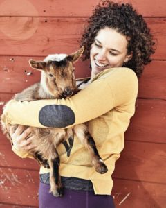 Mother's Day Goat Yoga @ Smiling Hill Farm