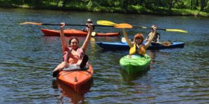 Paddle for Pine Tree Camp @ Starts at The Evergreens Campground