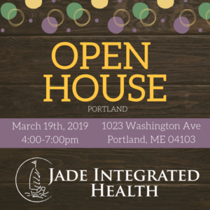 Open House at Jade Integrated Health @ Jade Integrated Health