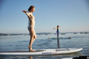 Summer SUP Yoga Series @ Portland Paddle
