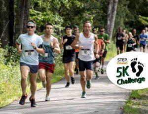 Step Forward 5K Challenge @ Old Town Elementary School