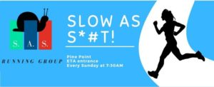 S.A.S. (Slow As S*#t) Running Club @ Eastern Trail