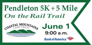 Pendleton 5k + 5 Mile on the Rail Trail @ Belfast Rail Trail
