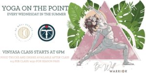 Yoga on the Point @ Thompson's Point