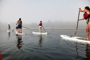 Weekly Group SUP Paddle @ Portland Paddle