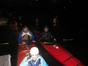 Celebrate Summer Solstice w/Bioluminescence Night Paddle @ Castine Kayak Adventures