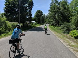 Property Pedal Tour: Bike Ride with the Kennebec Valley Bicycle Club @ West Gardiner Elementary School