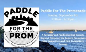 First Annual Paddle for the Promenade @ East End Beach