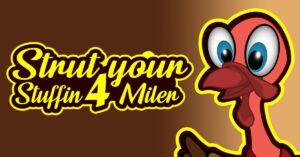 Strut your Stuffin 4 Miler @ Memorial Elementary School