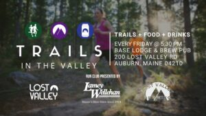 Trails in the Valley Run Club @ Lost Valley