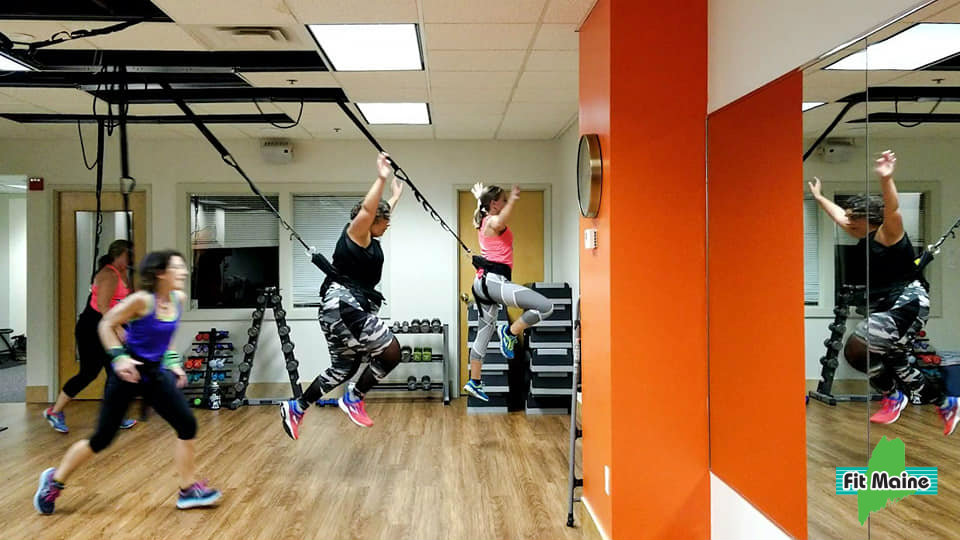 Ready to fly? Fly Bungee with Hyper Fitness in Topsham ...