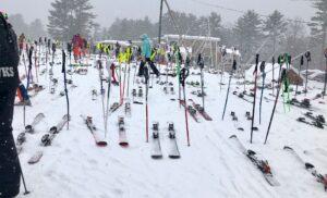 Auburn Ski Association Ski Swap @ Auburn Middle School