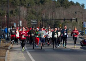 Ugly Sweater 5K & Merry Mile @ Route 1