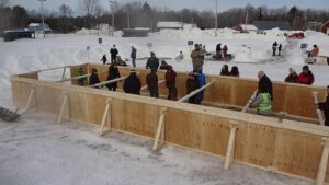 Human Foosball Winter World Cup @ Bissell Brothers Three Rivers