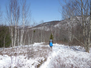 Snowshoeing Mid-Coast Maine: Ragged Mountain @ Camden Hills State Park
