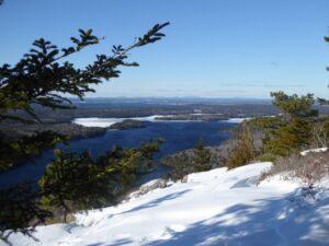 Mid-Coast Snowshoeing: Beginner @ Fernalds Neck Preserve
