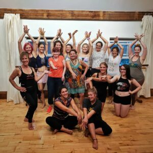 FREE Try-It Dance Classes with Rosa Noreen @ Bright Star World Dance