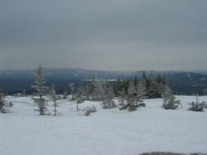 Snowshoeing Hike - White Cap @ Rumford White Cap Mountain