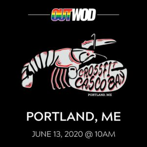 OUTWod2020 @ CrossFit Casco Bay