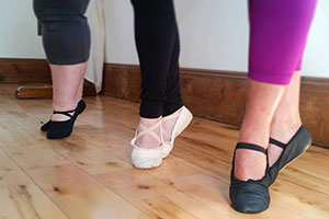 Ballet Basics for Adults - Beginner Classes with Rosa Noreen @ Bright Star World Dance