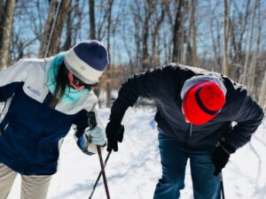 Learn to Cross-Country Ski (Part 1) @ Lakewood Golf Course