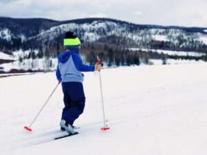 Kids' Cross-Country Ski @ Lakewood Golf Course